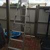 Aluminium Step Ladder hire