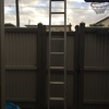 Aluminium ext ladder hire