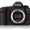 Canon 5D MkII Camera body hire