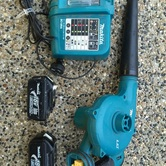 Makita handheld blower hire