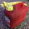 Fuel can with 5liters hire