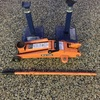 Car jack and jack stands hire