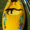Roto Wave Master Surf Ski hire