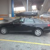 Thule Motion 800 Roof Box hire