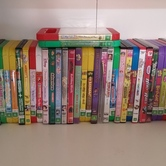 Kids DVDs hire