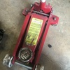 Hydraulic trolly jack 2t hire