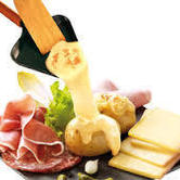 Raclette machine hire