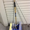 Window cleaning tools hire