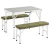 Camping Table & Benches hire