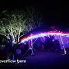 Light Up Rainbow Archway hire