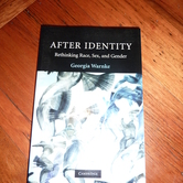 Book: After Identity hire