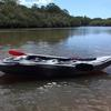 3 Seat Kayak hire