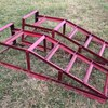 Car ramp/ stands hire