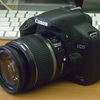 Canon 500D SLR Camera hire