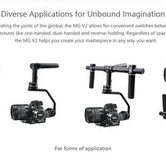 DSLR Single Gimbal hire