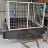 6x4 trailer with 3ft cage hire