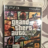 PS3 Grand Theft Auto V hire