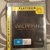 PS3 Oblivion IV Game hire
