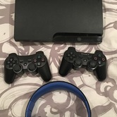 PS 3 System and Headset hire