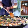 80cm Paella Pan & Burner hire
