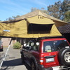Rooftop tent hire