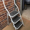 3 Step Ladder hire