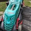 Bosch electric lawn mower hire