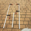 1.2m F release clamp 2pcs hire