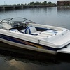 ski boat bayliner hire
