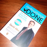 Book: Getting Things Done hire