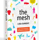 The Mesh by Lisa Gansky hire