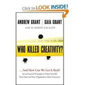 Who Killed Creativity hire