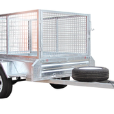 Cage trailer hire in Sydney NSW