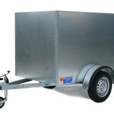 Enclosed box trailer Hire in Sydney NSW